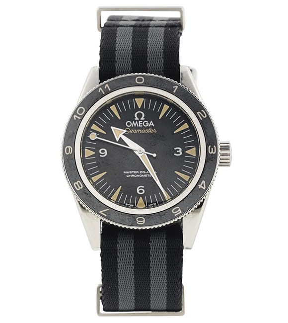 Found: The Actual Watches Used In The James Bond Film