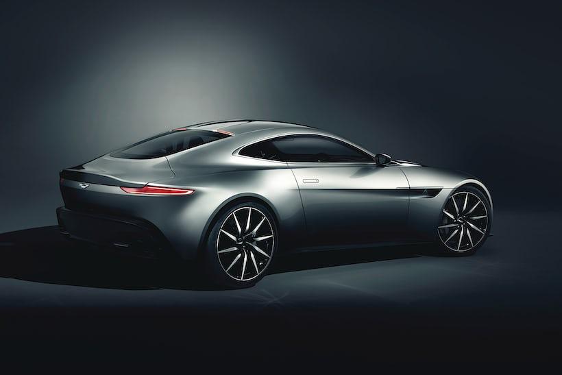 James Bond Aston Martin DB10