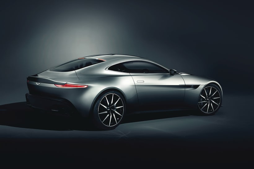 James Bond Aston Martin DB10