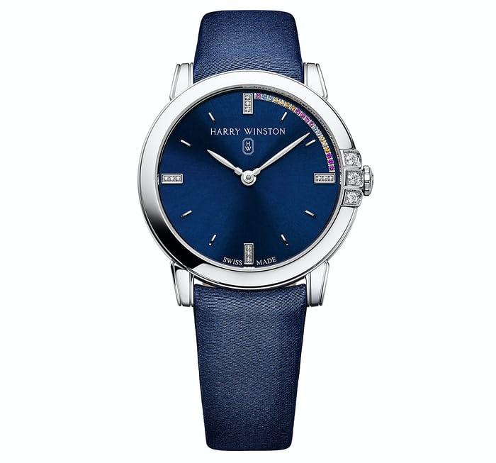 Harry Winston amfAR Watch
