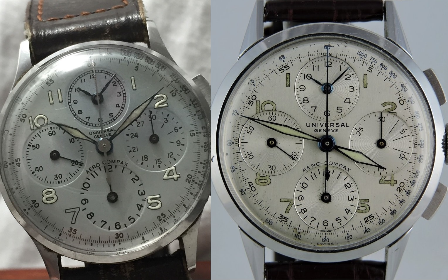 In-Depth: Four Tips To Spot (And Avoid) A Restored Dial