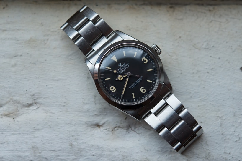 Rolex Explorer 1016 Editors' Picks: The HODINKEE Valentine's Day 2016 Watch Gift Guide, Because Watches Won't Give You Cavities Editors\' Picks: The HODINKEE Valentine\'s Day 2016 Watch Gift Guide, Because Watches Won\'t Give You Cavities Rolex Explo 1016