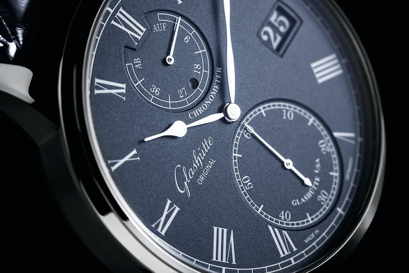 Glashütte Original Senator Chronometer