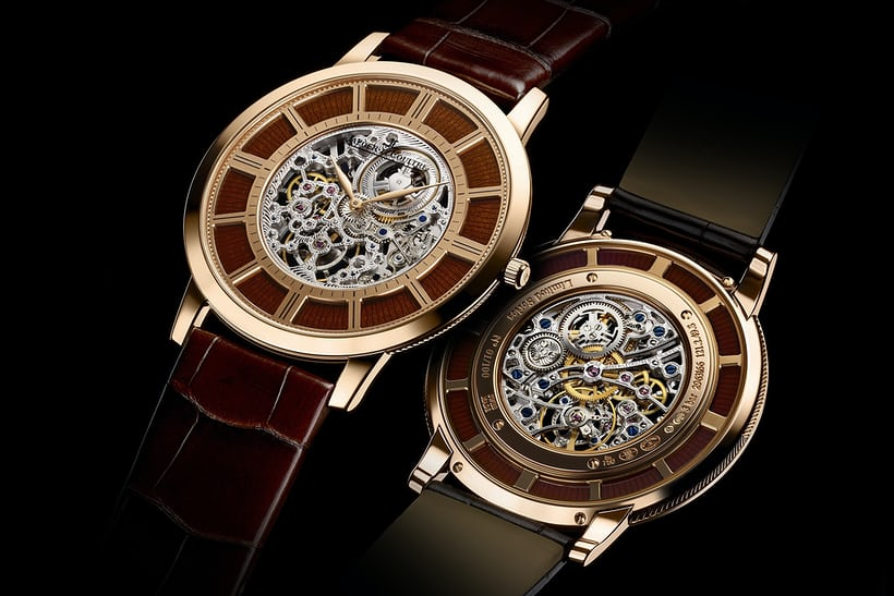 jaeger lecoultre master ultra thin squelette