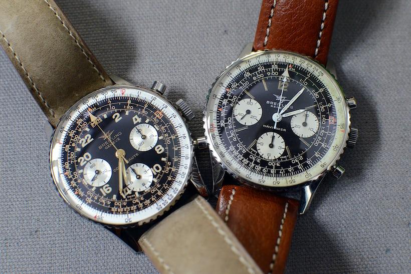 Breitling Navitimer and Cosmonaute