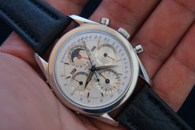 Universal Geneve Tri-Compax Reference 222100-2