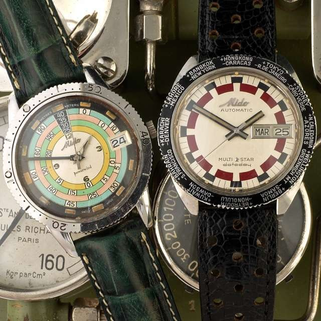 Found: The Most Amazing Vintage Watch Website Nobody's Heard Of (But Not For Long) Found: The Most Amazing Vintage Watch Website Nobody\'s Heard Of (But Not For Long) Mido pics