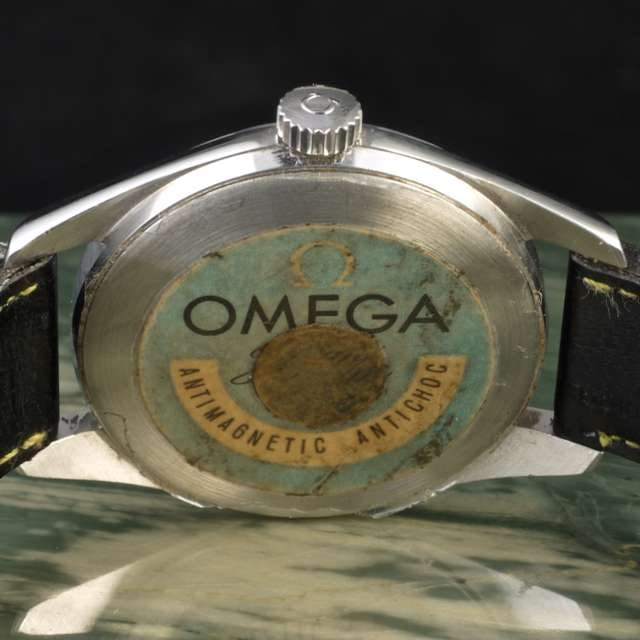 Found: The Most Amazing Vintage Watch Website Nobody's Heard Of (But Not For Long) Found: The Most Amazing Vintage Watch Website Nobody\'s Heard Of (But Not For Long) Omega Ranchero back