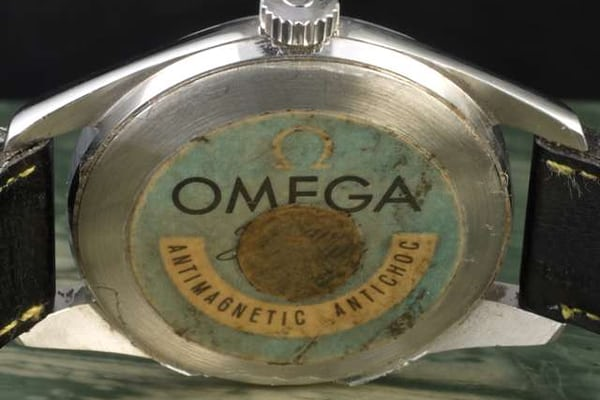 Omega Ranchero back case