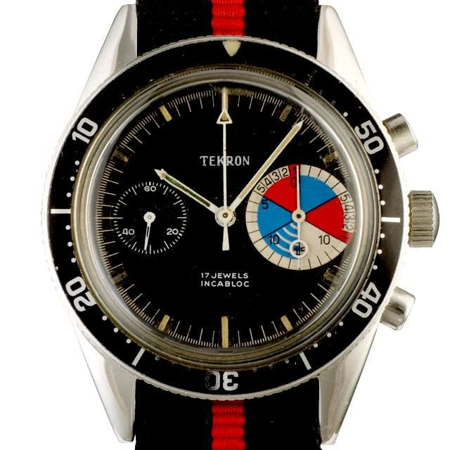 Found: The Most Amazing Vintage Watch Website Nobody's Heard Of (But Not For Long) Found: The Most Amazing Vintage Watch Website Nobody\'s Heard Of (But Not For Long) Tekron chrono