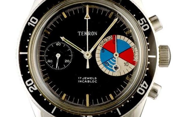 Tekron chronograph