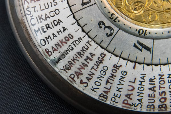 dial closeup woodrow wilson worldtime