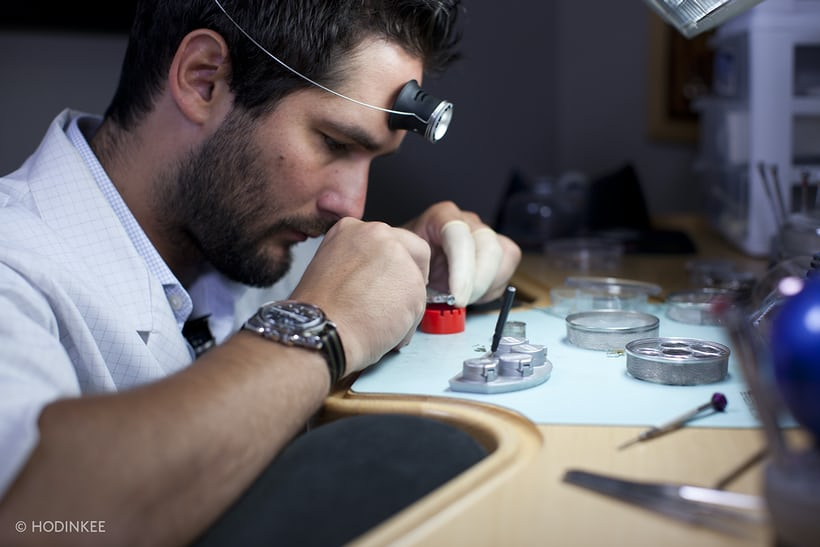 Manfredi Jewels Watchmakers