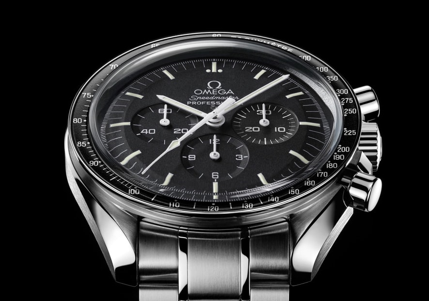 Omega Speedmaster Professional VIDEO: How To Service The 234-Component Caliber 1861 Inside The Omega Speedmaster VIDEO: How To Service The 234-Component Caliber 1861 Inside The Omega Speedmaster 1