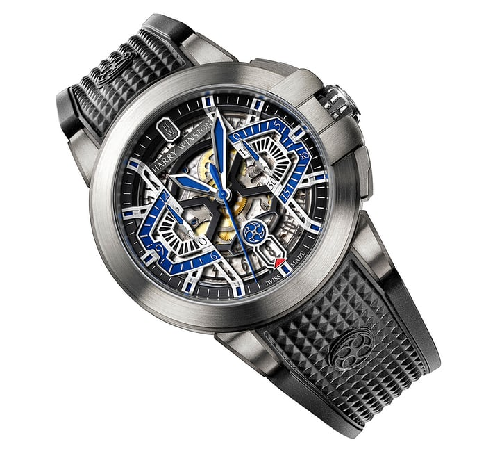 The Harry Winston Project Z9