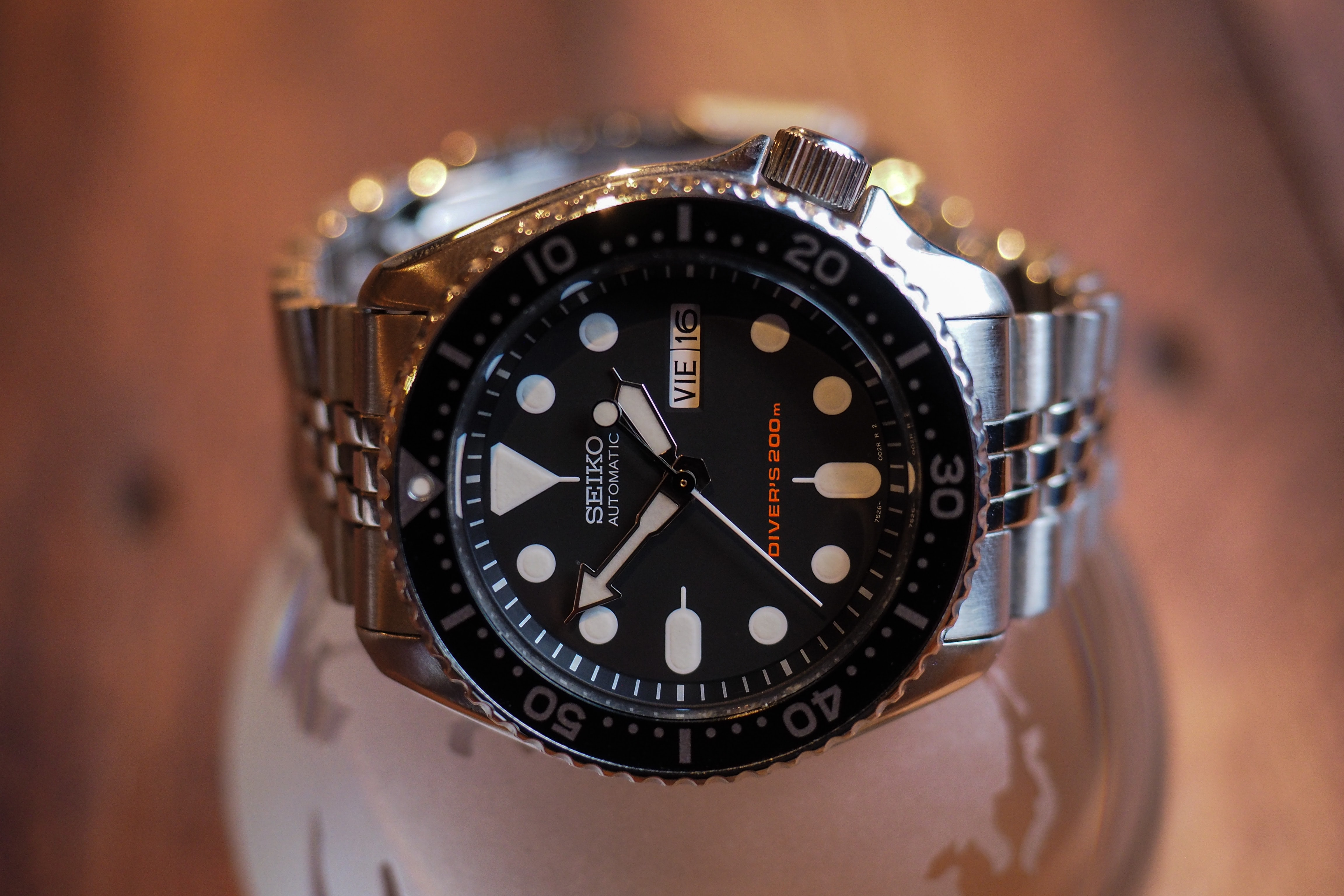 Hands On The New Seiko Prospex 200m Divers Srp775 And