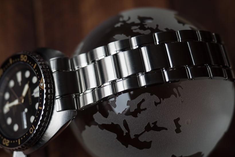 Seiko SRP775 bracelet