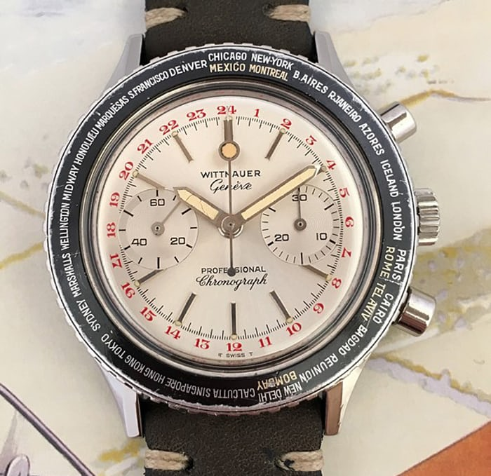 Wittnauer Reference 7004B
