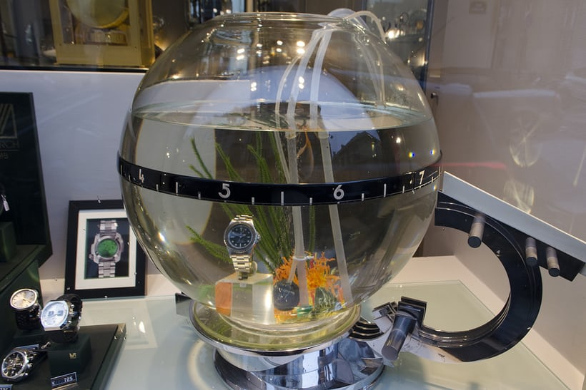 Rolex Aquarium