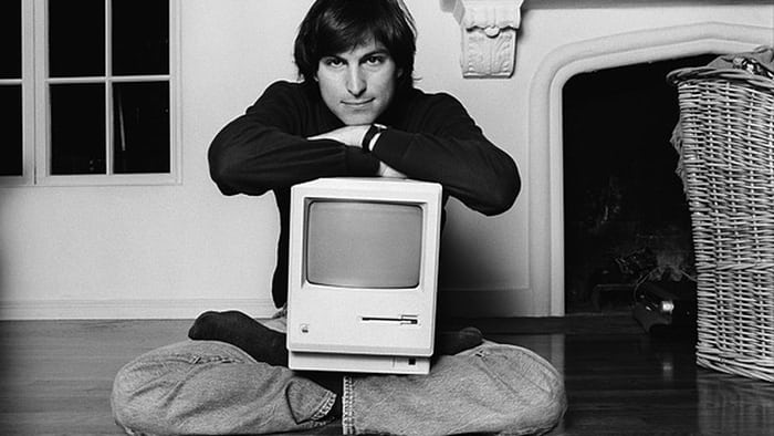steve jobs macintosh norman seeff