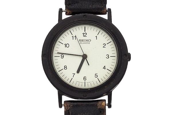 watch worn by steve jobs