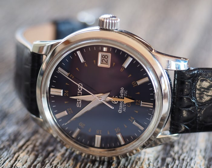 grand seiko gmt limited edition
