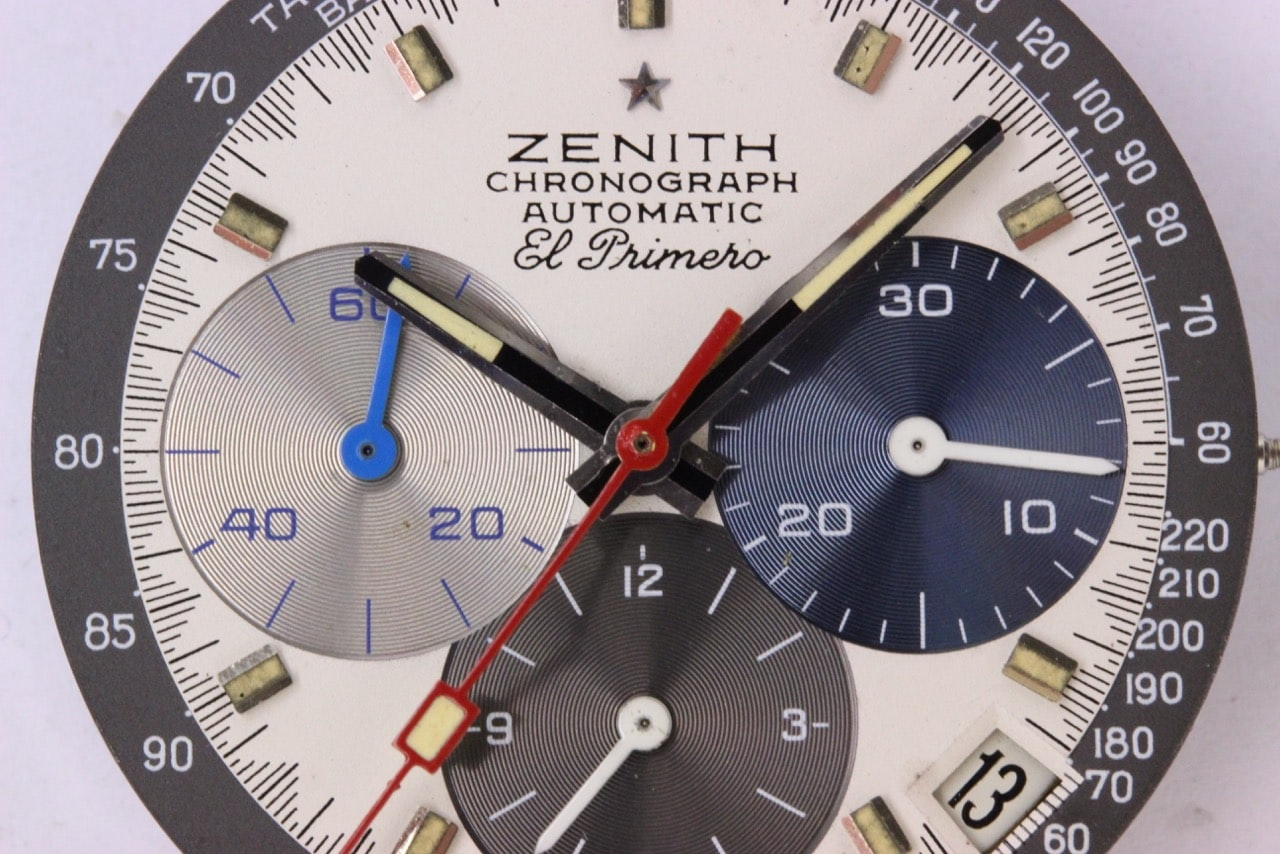 The reference A3817 (image via OmegaForums). A Week On The Wrist: The Zenith El Primero Reference A3817 A Week On The Wrist: The Zenith El Primero Reference A3817 abel8
