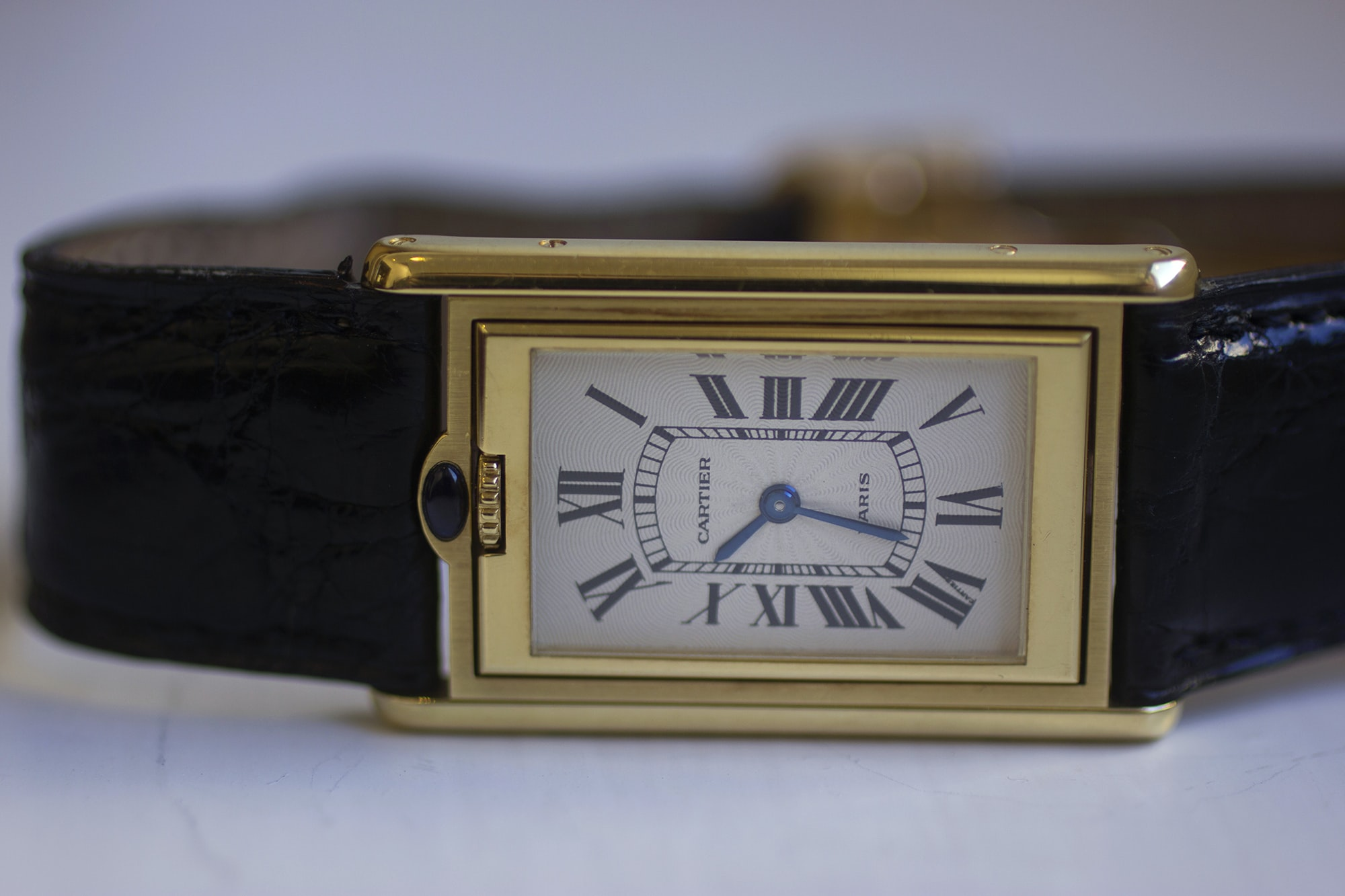 Five Reasons The Cartier Tank Basculante Isn't 'The Other' Reverso Five Reasons The Cartier Tank Basculante Isn't 'The Other' Reverso IMG 7511