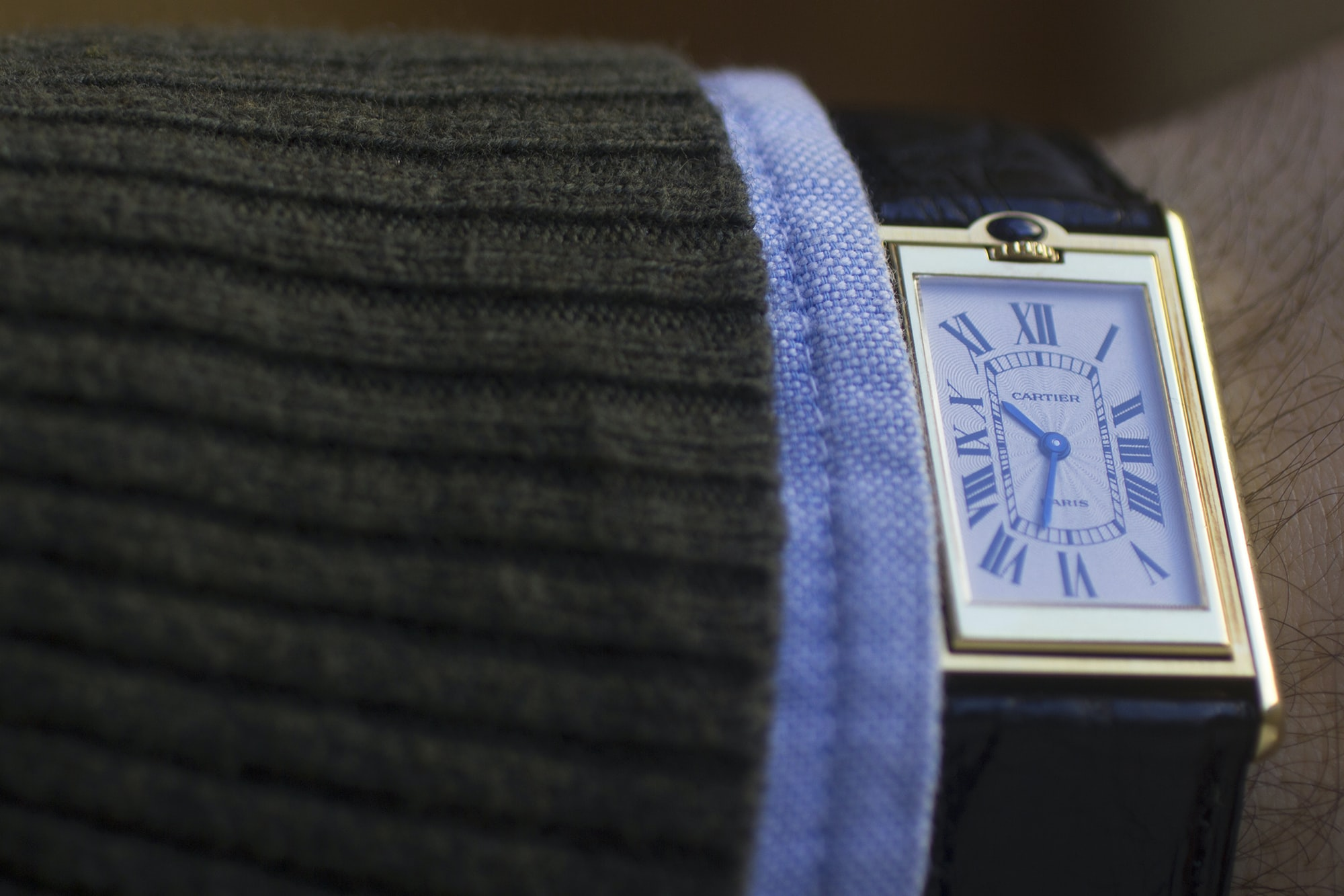 Five Reasons The Cartier Tank Basculante Isn't 'The Other' Reverso Five Reasons The Cartier Tank Basculante Isn't 'The Other' Reverso IMG 7535
