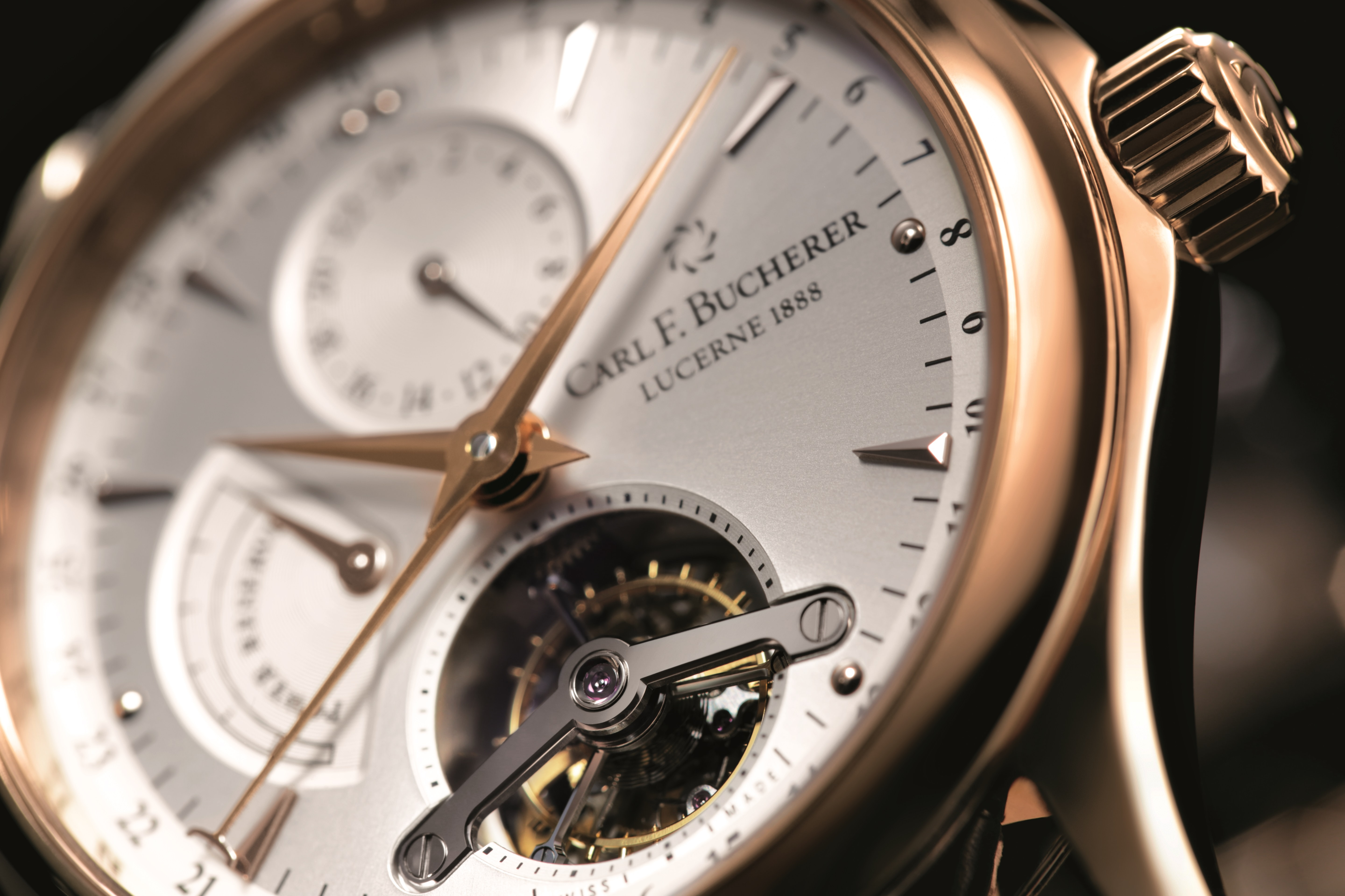 Win An All Expense Paid Trip For Two To Baselworld 2016, With Carl F. Bucherer Win An All Expense Paid Trip For Two To Baselworld 2016, With Carl F. Bucherer Manero Tourbillon