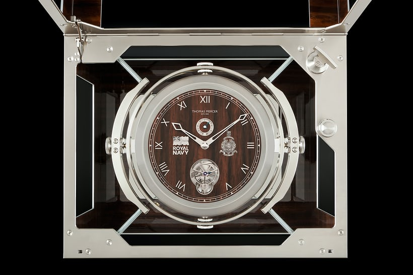 Thomas Mercer Marine Chronometer
