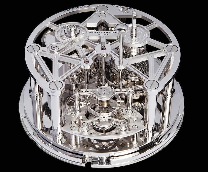 Thomas Mercer Marine Chronometer
