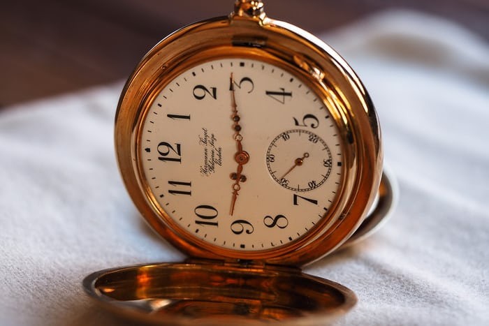 Girard-Perregaux pocket watch three bridge tourbillon 1860