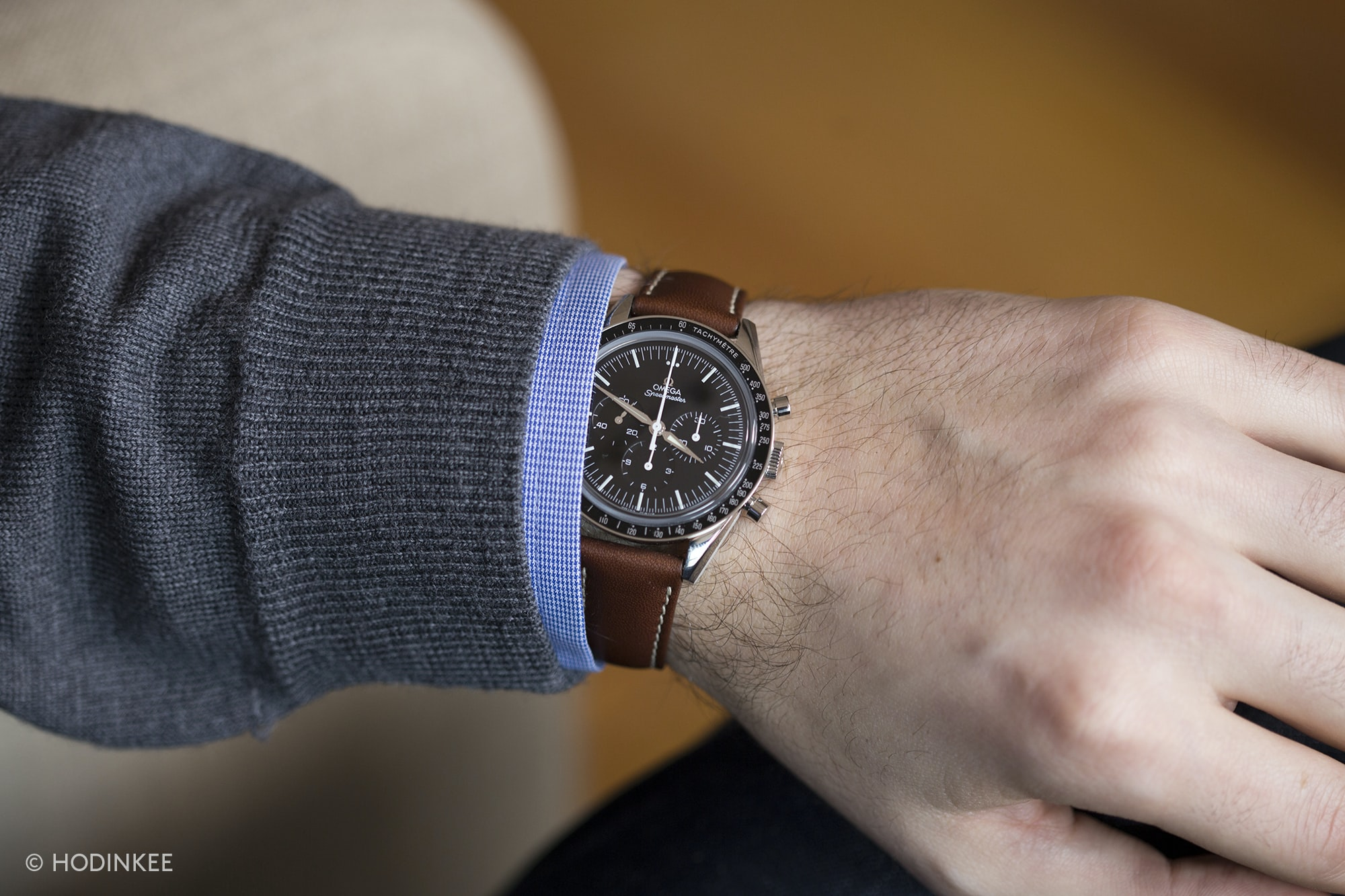 Omega Speedmaster First Omega In Space On Wrist A Week On The Wrist: The Omega Speedmaster 'First Omega In Space' A Week On The Wrist: The Omega Speedmaster 'First Omega In Space' 588A0224 copy