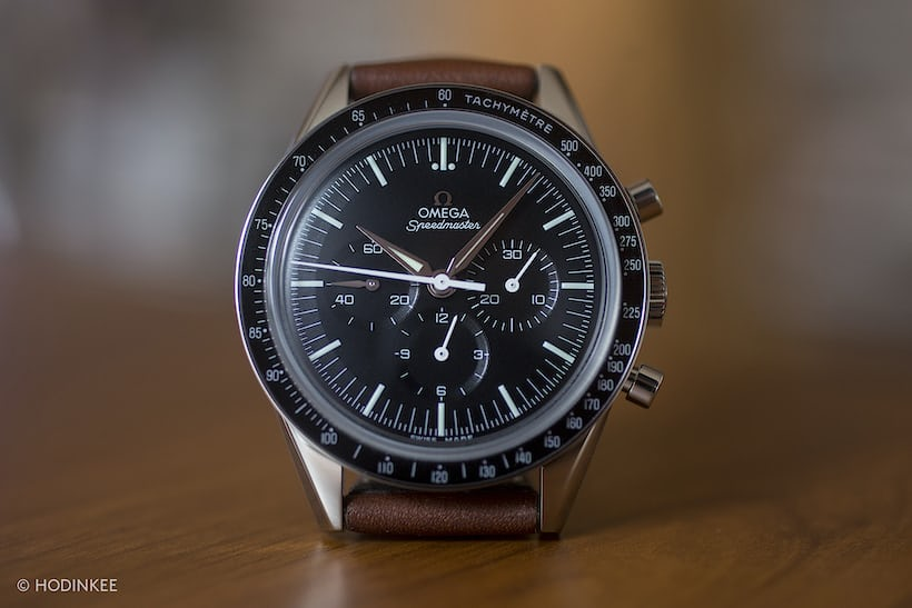 Omega Speedmaster First Omega In Space Review