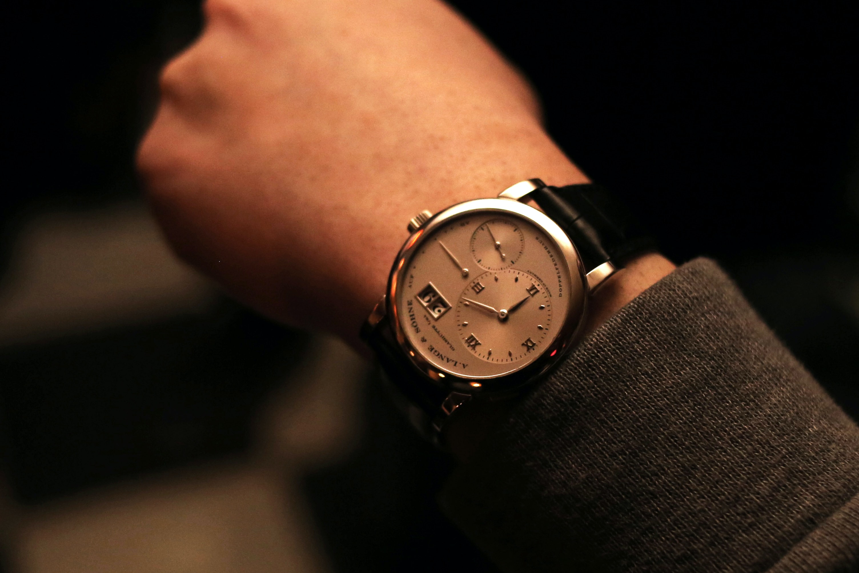 Watch Spotting: The HODINKEE #LeapDay Celebration In NYC Watch Spotting: The HODINKEE #LeapDay Celebration In NYC 588A9814