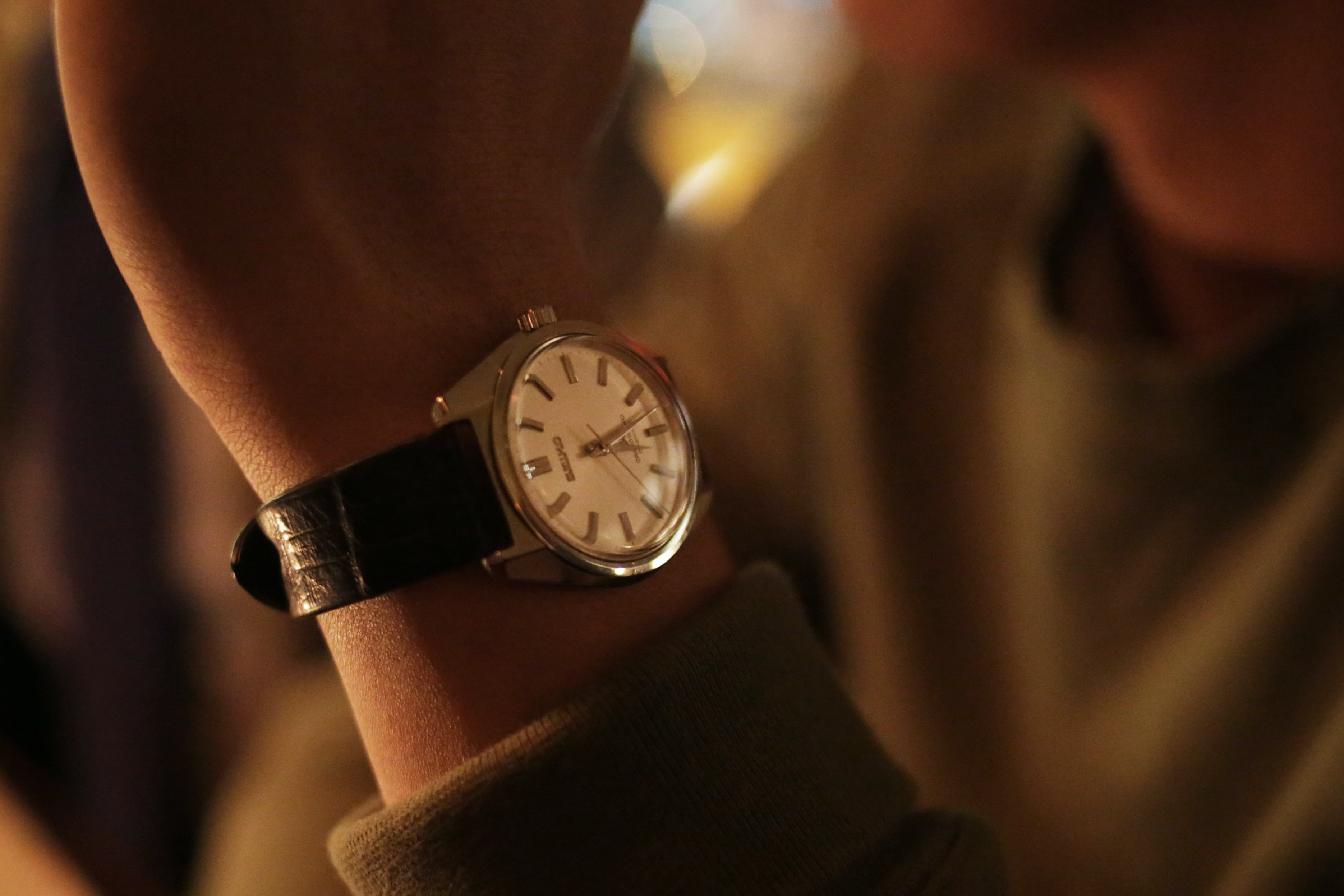 Watch Spotting: The HODINKEE #LeapDay Celebration In NYC Watch Spotting: The HODINKEE #LeapDay Celebration In NYC 588A970900