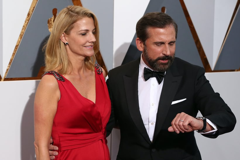 Steve Carrell: Jaeger-LeCoultre Master Ultra Thin Perpetual