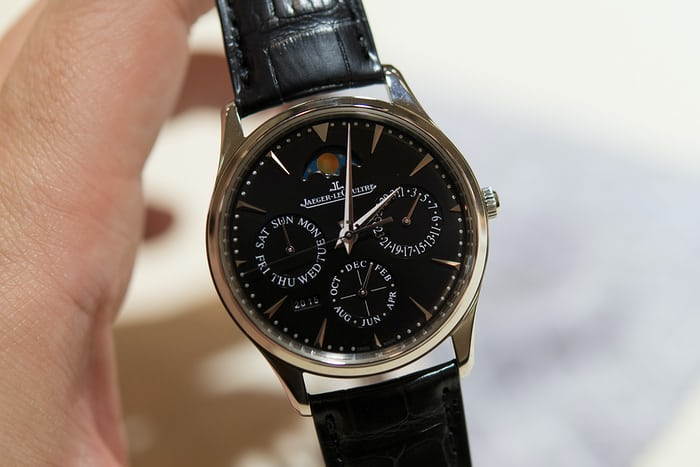 Steve Carrell: Jaeger-LeCoultre Master Ultra Thin Perpetual - $20,400