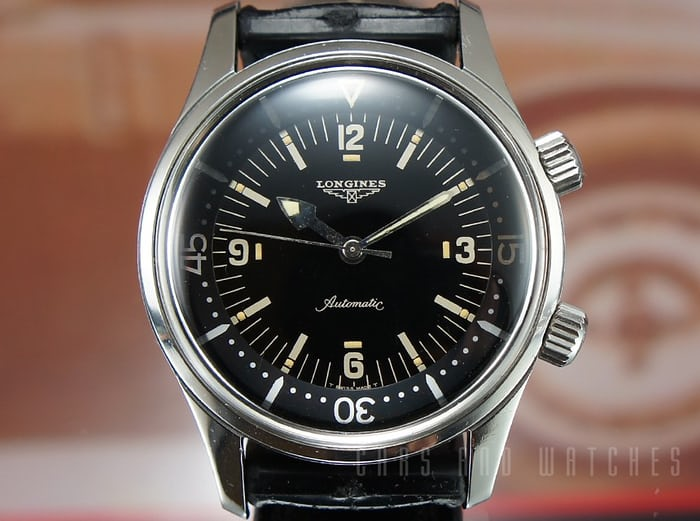 Longines Diver Reference 7494-2