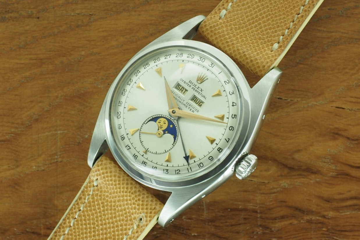 Rolex Reference 6062 Bring a Loupe: A Rolex 6062 Moonphase In Steel, A Rare Heuer Autavia, A Sleeper Seiko, And More Bring a Loupe: A Rolex 6062 Moonphase In Steel, A Rare Heuer Autavia, A Sleeper Seiko, And More 44