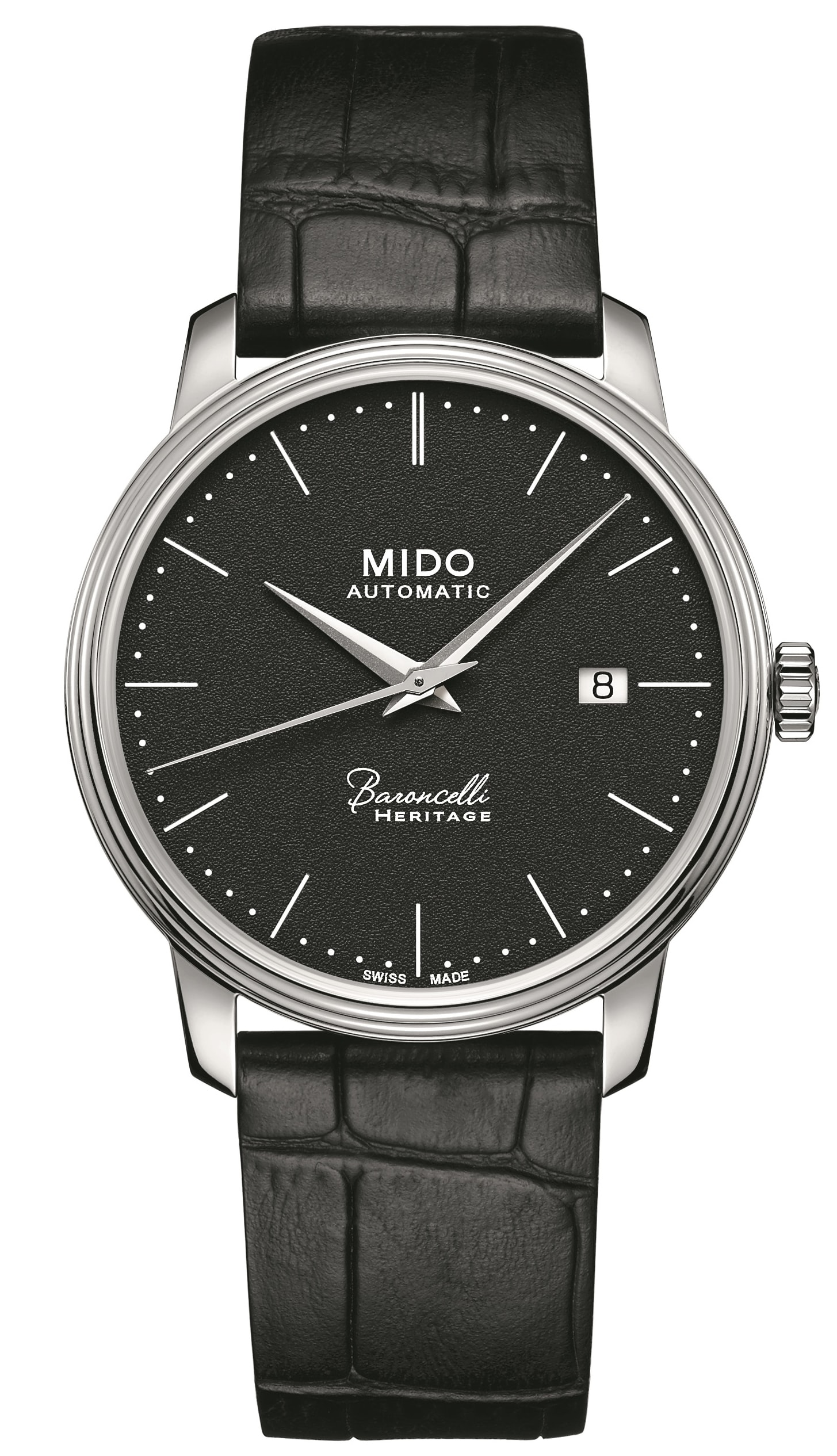The Value Proposition: The Mido Baroncelli Heritage, A Great Looking Simple Watch At A Great Price The Value Proposition: The Mido Baroncelli Heritage, A Great Looking Simple Watch At A Great Price crop 2