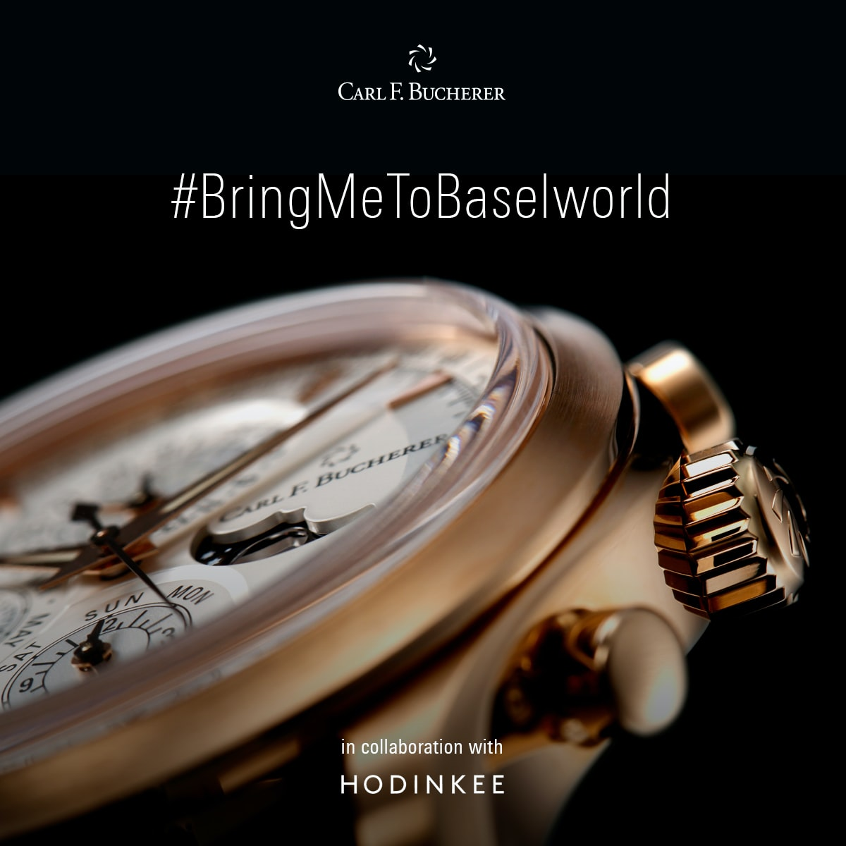 Carl F. Bucherer And HODINKEE Congratulate The Winner Of Our Trip To Basel Contest! Carl F. Bucherer And HODINKEE Congratulate The Winner Of Our Trip To Basel Contest! cfb hodinkee bslwrld16