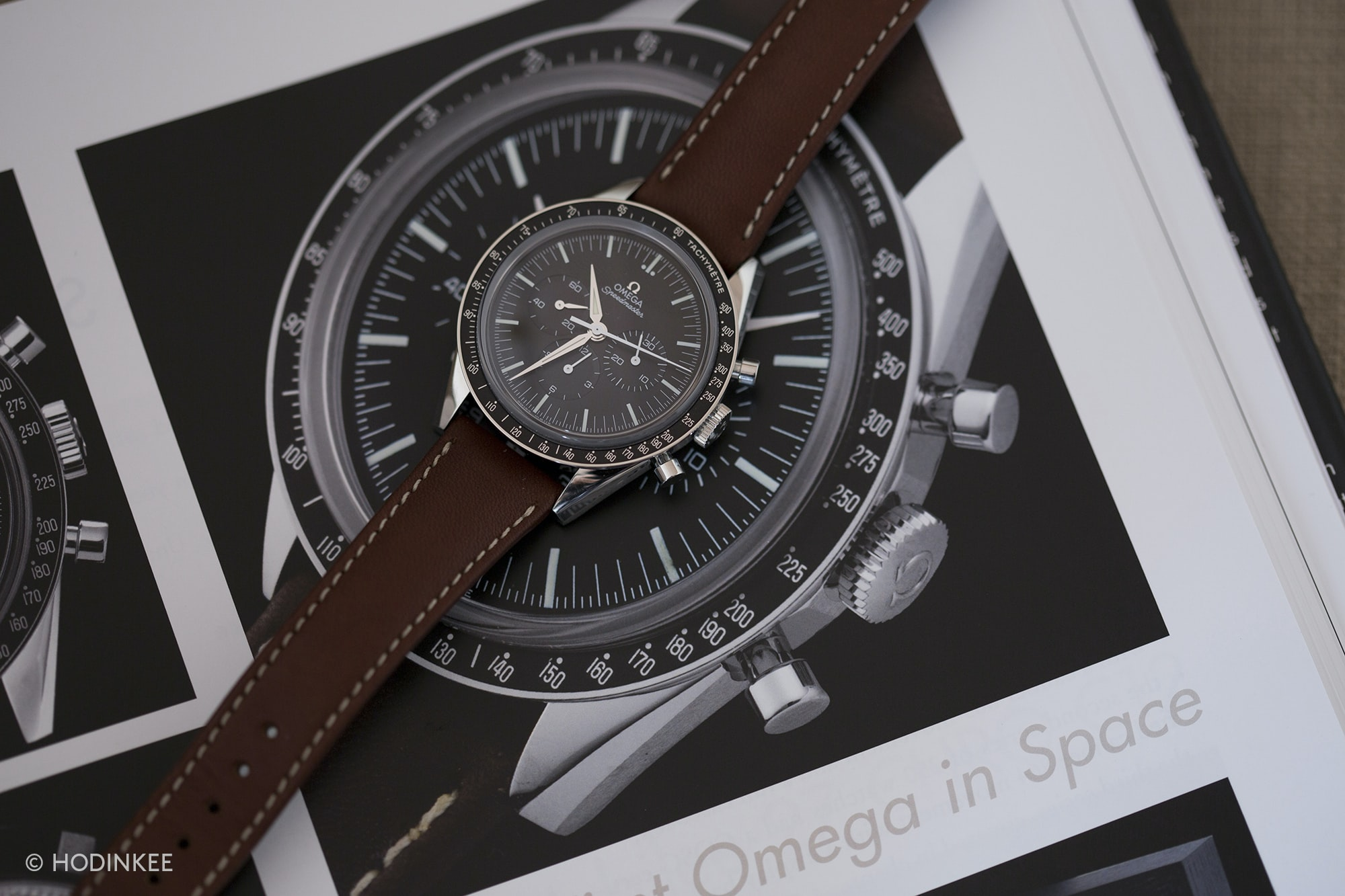Omega Speedmaster First Omega In Space Review A Week On The Wrist: The Omega Speedmaster 'First Omega In Space' A Week On The Wrist: The Omega Speedmaster 'First Omega In Space' 588A0177 copy