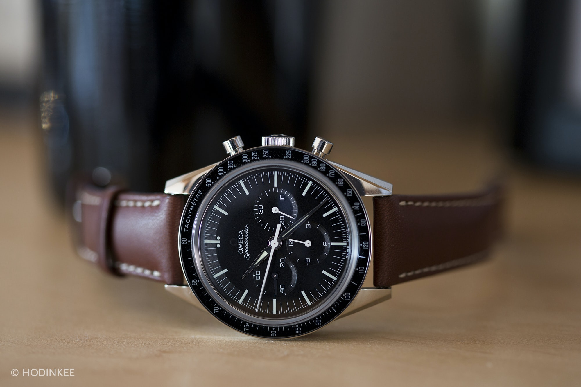 A Week On The Wrist The Omega Speedmaster First Omega In Space
