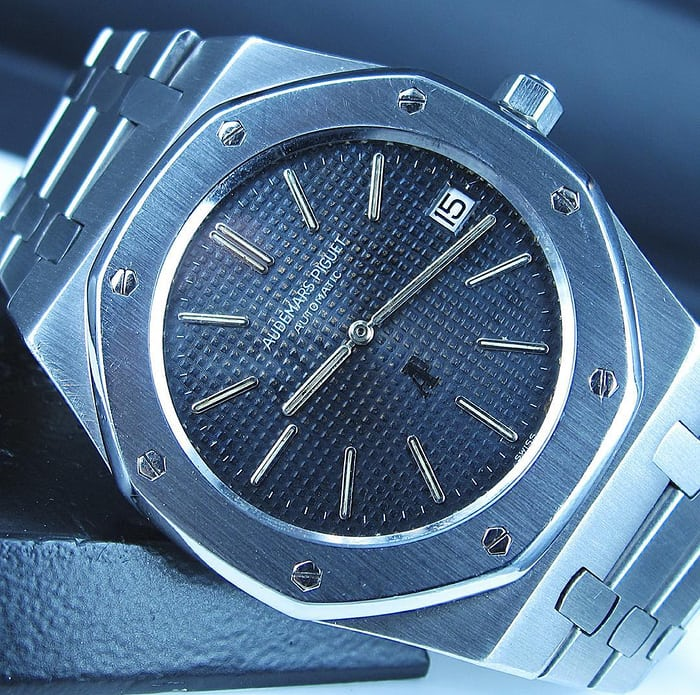 Audemars Piguet Royal Oak Reference 5402 Serie B Dial