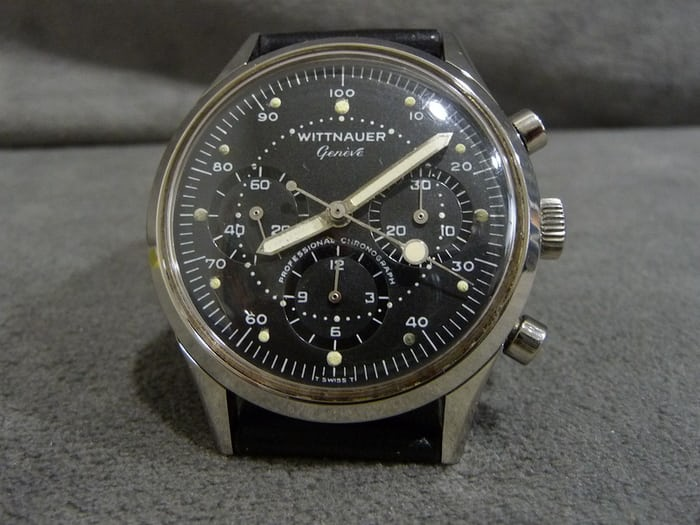 Wittnauer Professional Chronograph Reference 242T