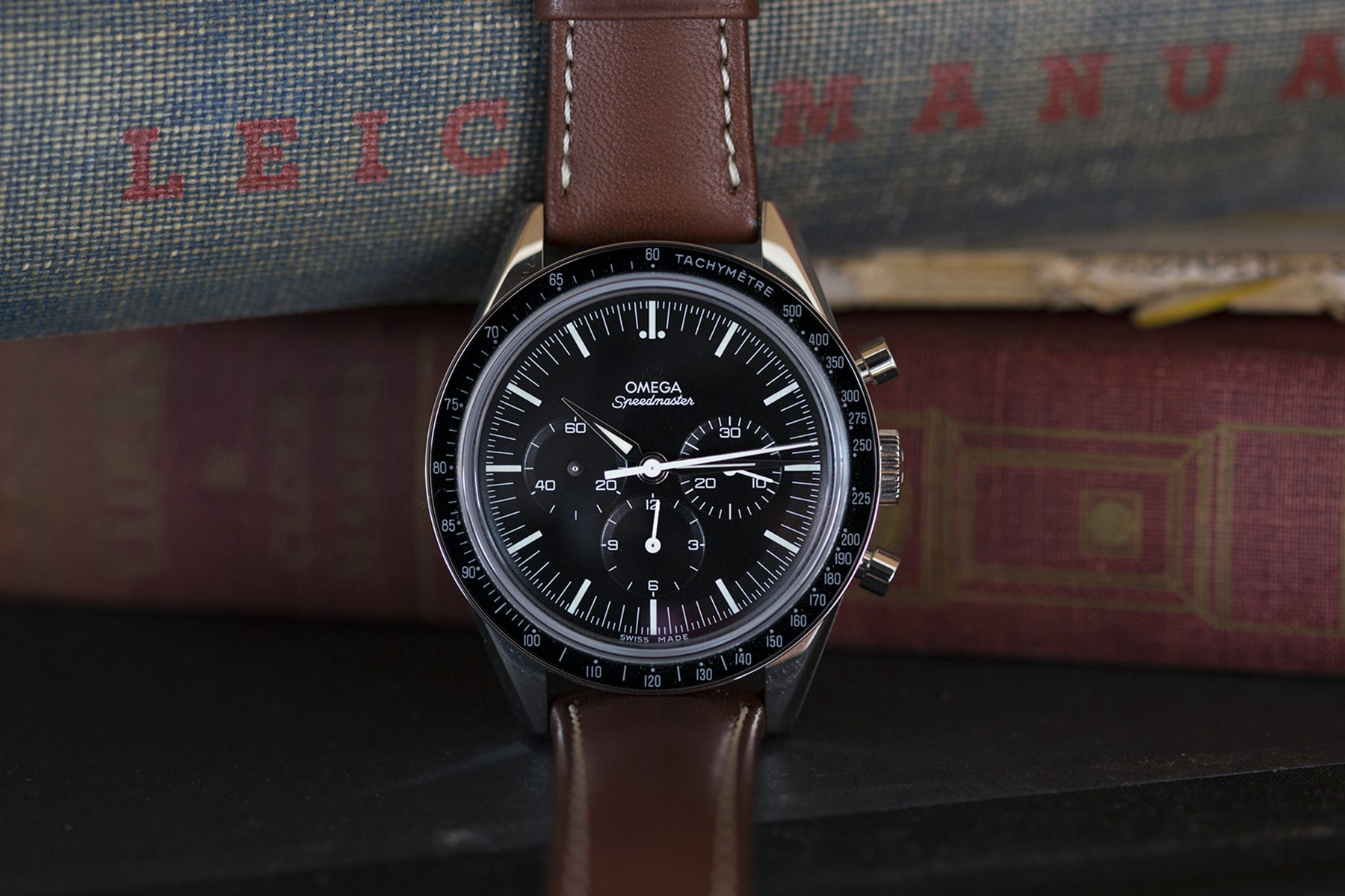 Side by side: The FOIS and reference CK2998-4. A Week On The Wrist: The Omega Speedmaster 'First Omega In Space' A Week On The Wrist: The Omega Speedmaster 'First Omega In Space' 588A0167 copy 2