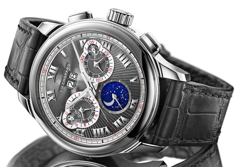 chopard luc perpetual chrono dial
