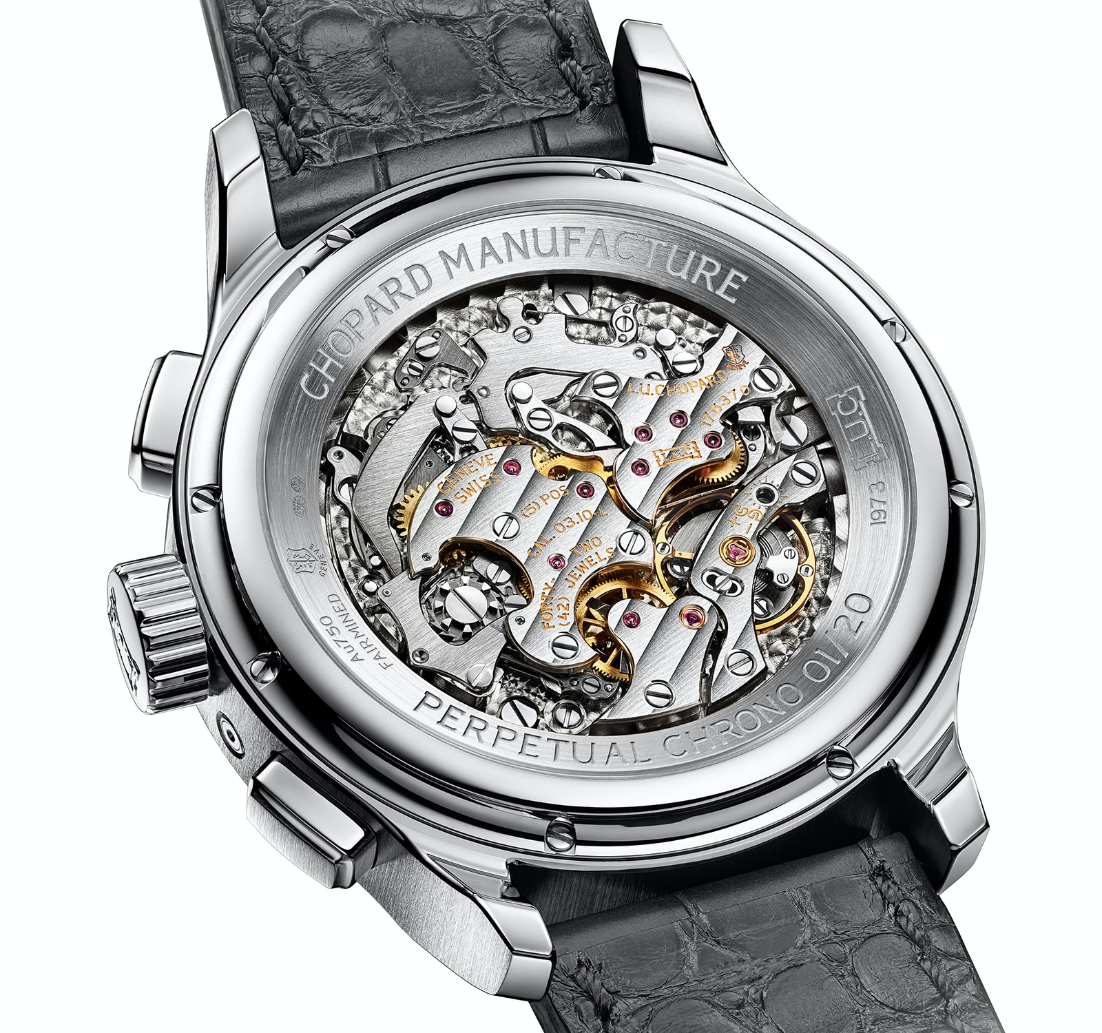 Introducing: The Chopard L.U.C. Perpetual Chrono – Steve ...